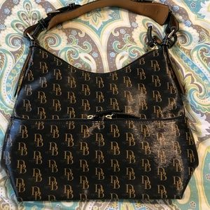 Dooney & Bourke 1975 DB Purse